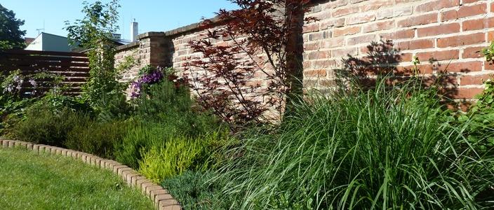 zahrada je luxusem dnešních dní, ...